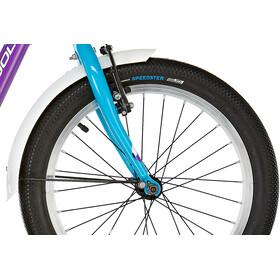 s'cool niXe 18 - Vélo enfant - alloy violet/bleu